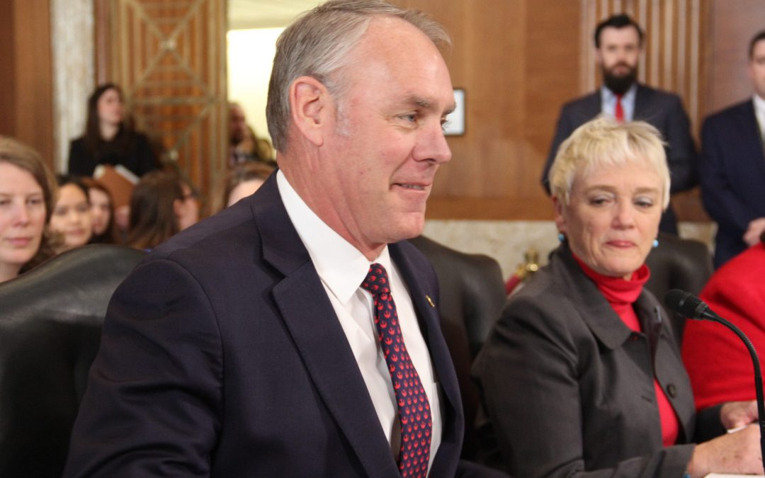 """Cantwell criticizes Zinke for """"unprecedented"""" attacks on public lands"""
