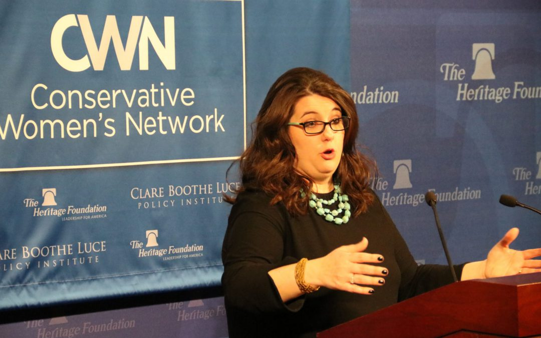 CONSERVATIVE WOMEN DENOUNCE RECENT WAVE OF ABORTION LEGISLATURE