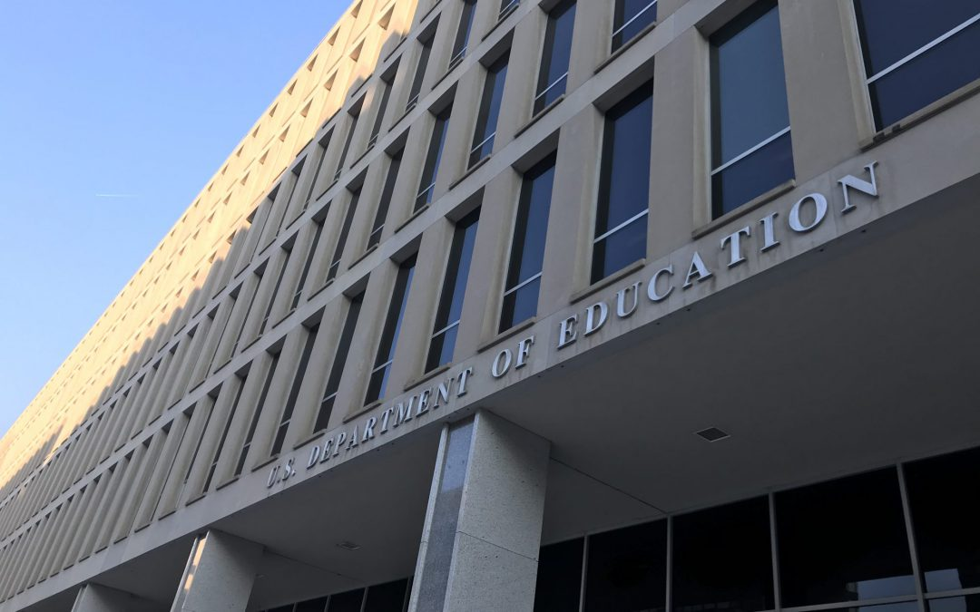 Education Department considers changes to college accrediting rules
