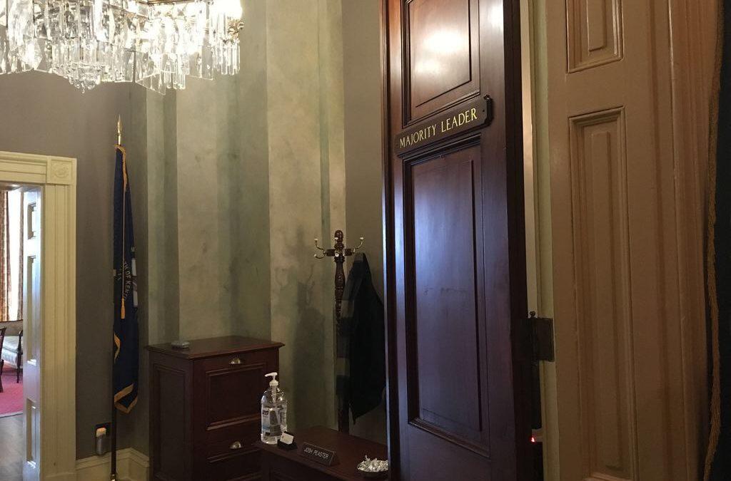 Senate will vote on two options to end shutdown Thursday