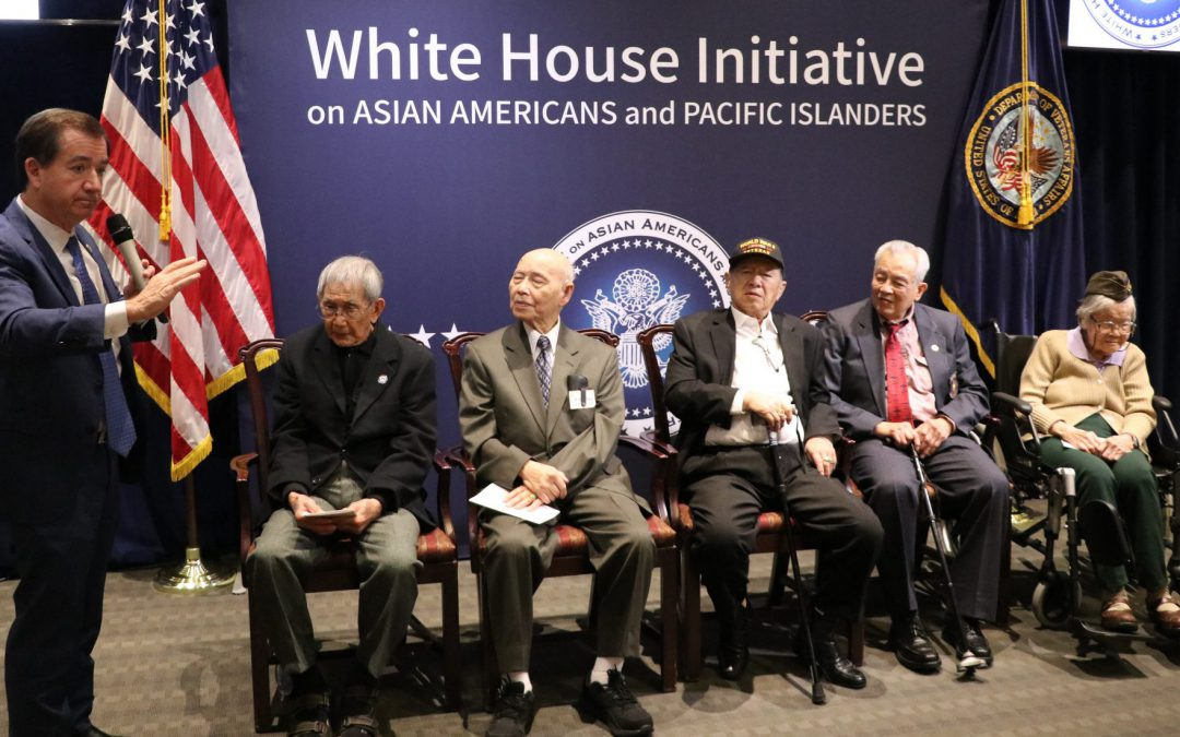 CHINESE-AMERICAN WWII VETERANS RECOGNIZED WITH MEDAL OF HONOR