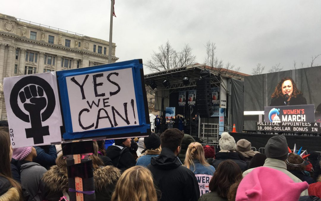 Women's March 2019 Drives Home Intersectionality but Brings Smaller Crowd