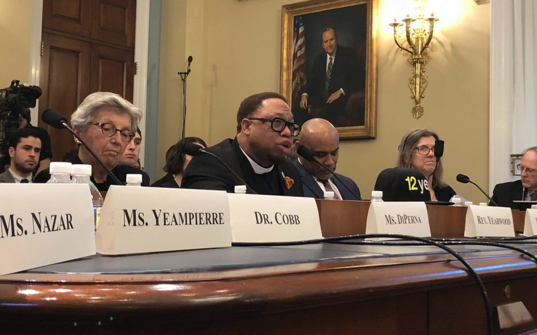 House Natural Resources Committee holds first climate change hearing in a decade