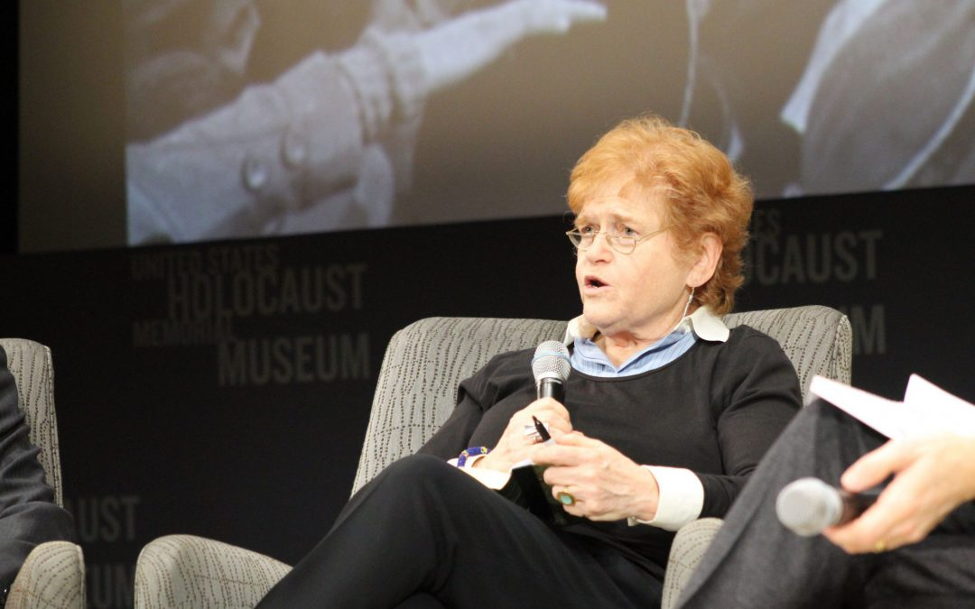 Anti-Semitism Cuts Across Both Political Parties, Says Holocaust Scholar