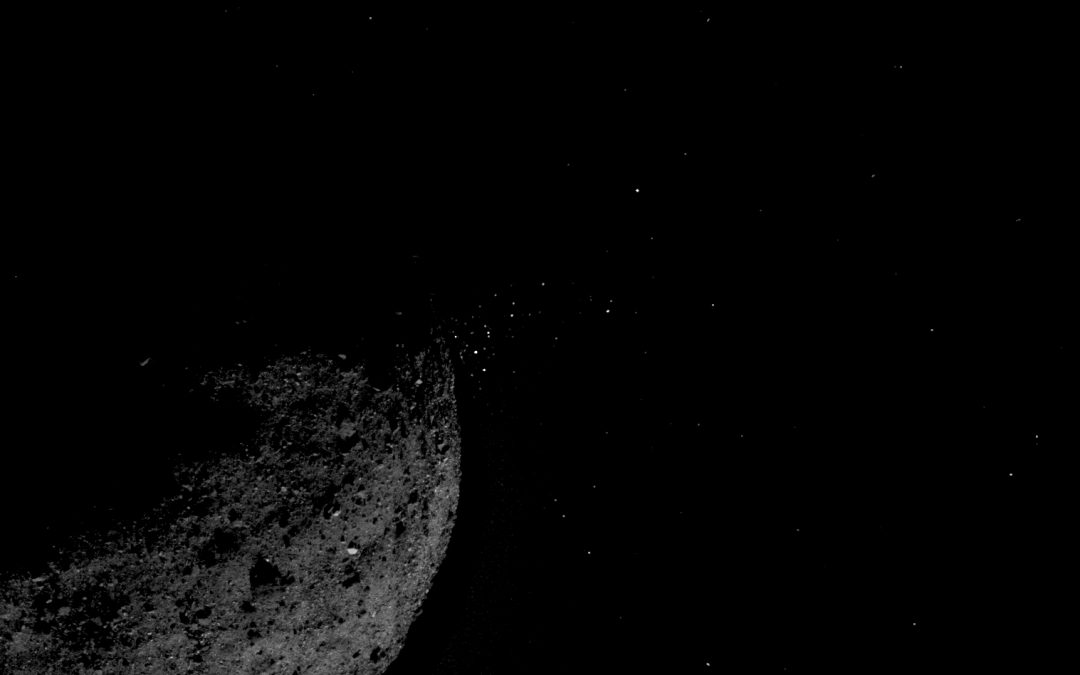"NASA unveils study of rare ""active asteroid"""