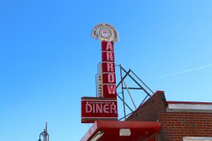 The Red Arrow Diner, open 24 hours, has served breakfast all-day since 1922. (Charlotte Walsh/MNS)