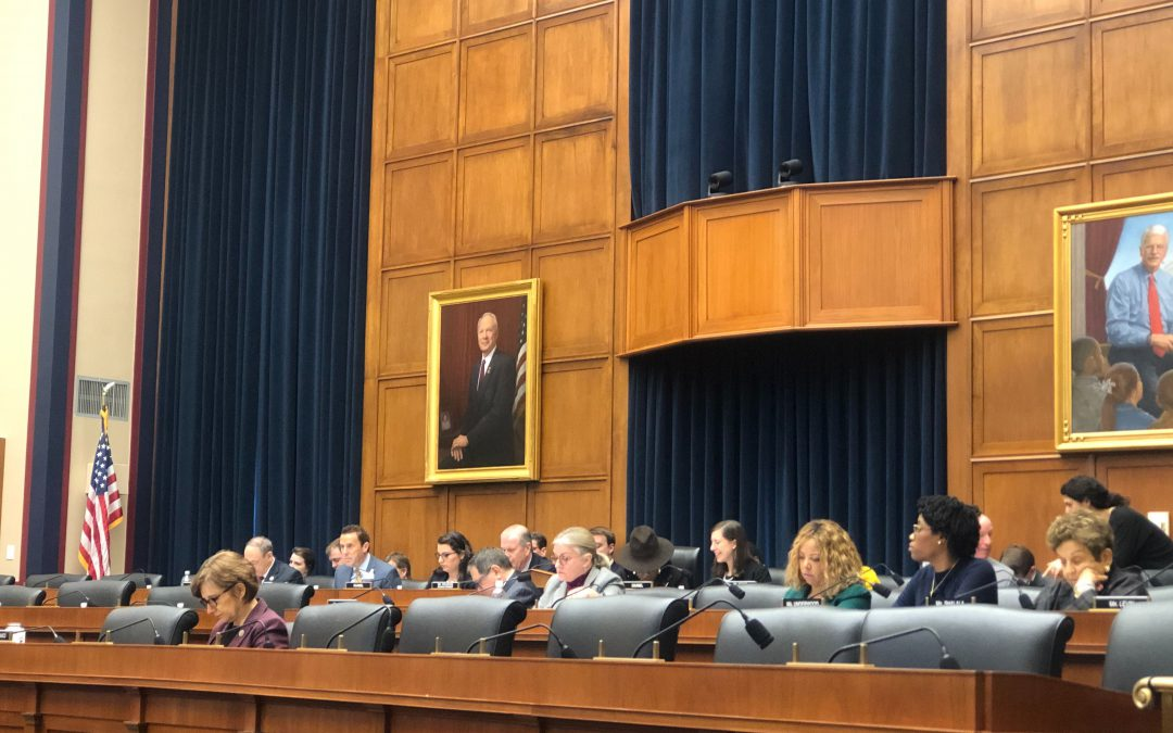 House subcommittee calls for a change in maternal and infant care