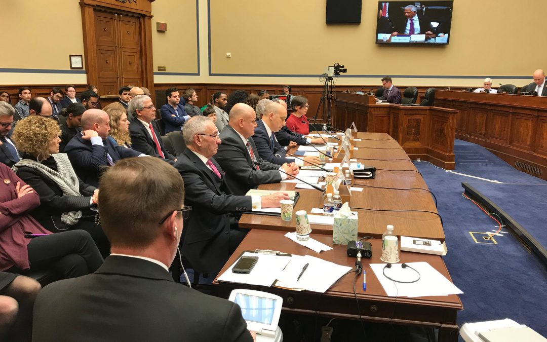 House Oversight Committee discusses Holocaust education, legacy of hate crimes