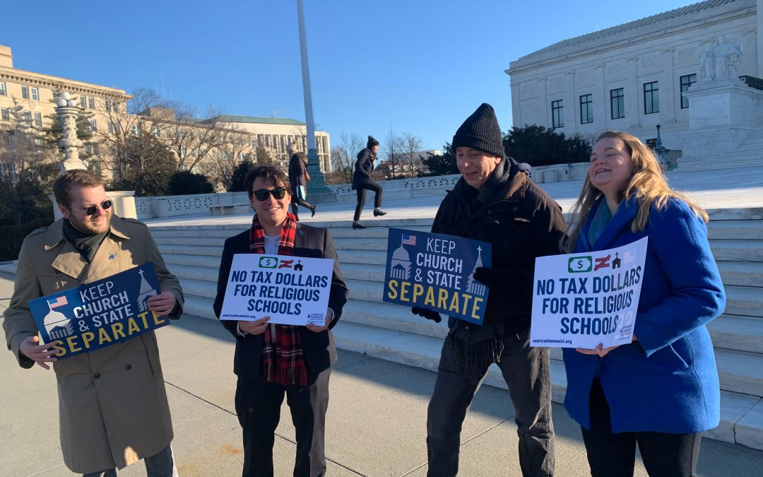 School choice, religious liberty argued before SCOTUS