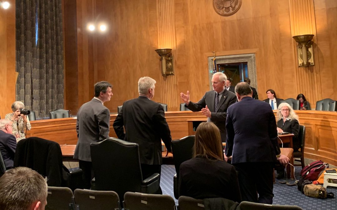 Paths forward for Social Security, Medicare considered at Senate hearing