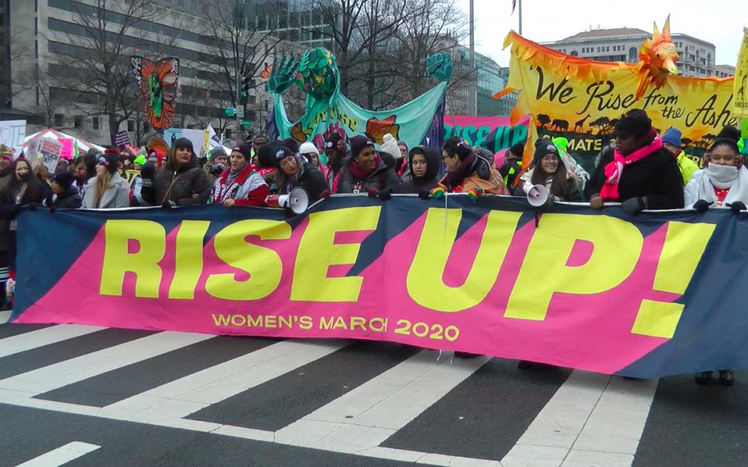 Transgender women renew push for Equal Rights Amendment