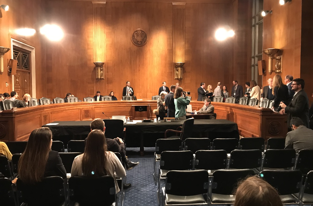 Three more Senate committees give favorable reports on USMCA