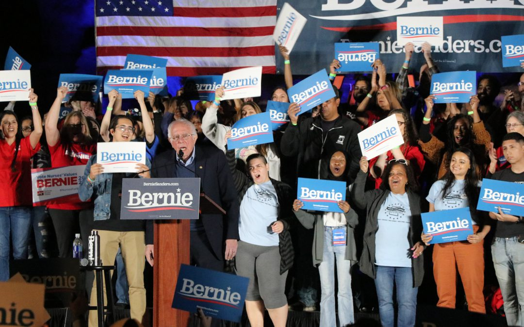 Latino voters show their influence in Nevada caucuses