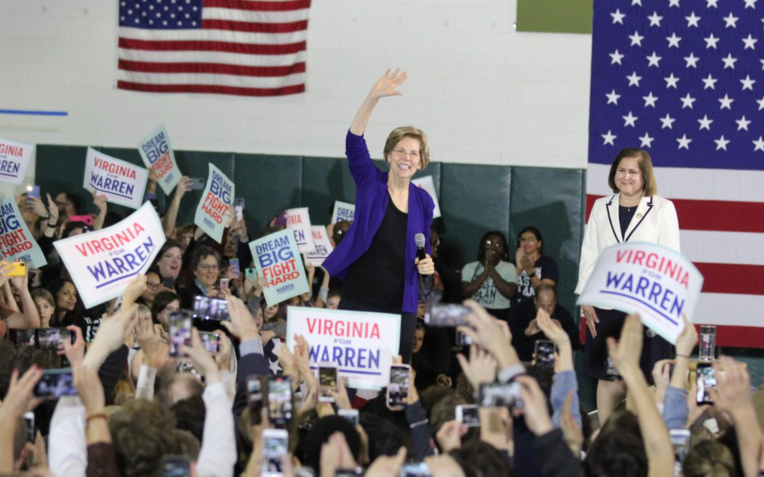 A Few Good Men: Warren's exit marks the end of the hopes for a woman president in 2020