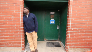 Jason Little at Hope House, a Christian recovery home and shelter