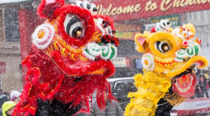 chinatown chinese new year parade 2016
