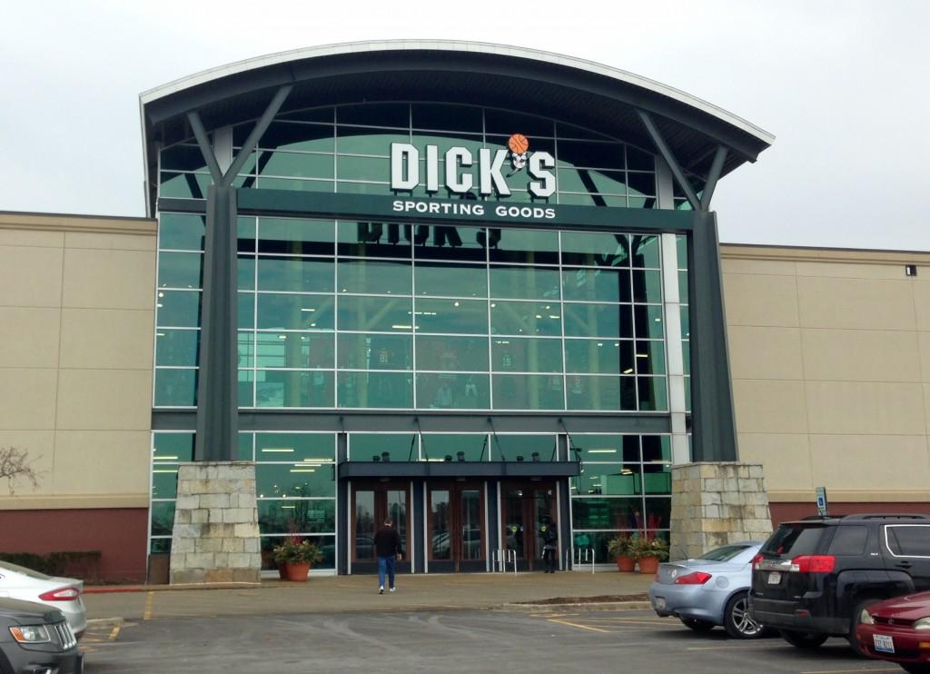 Dick's Sporting Goods store