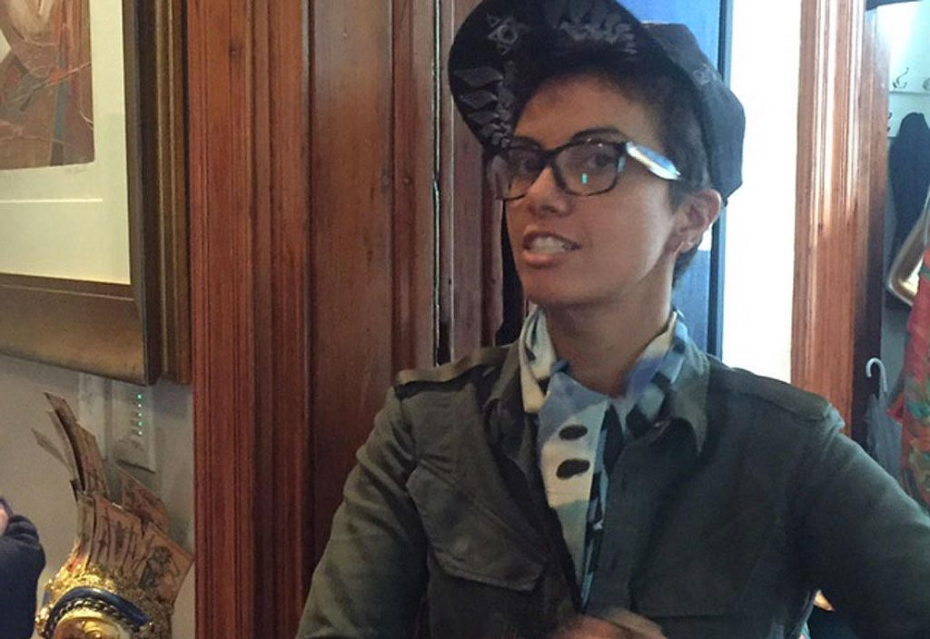Chicago based Fawzia Mirza speaks on using her art to initiate conversation on diversity in film