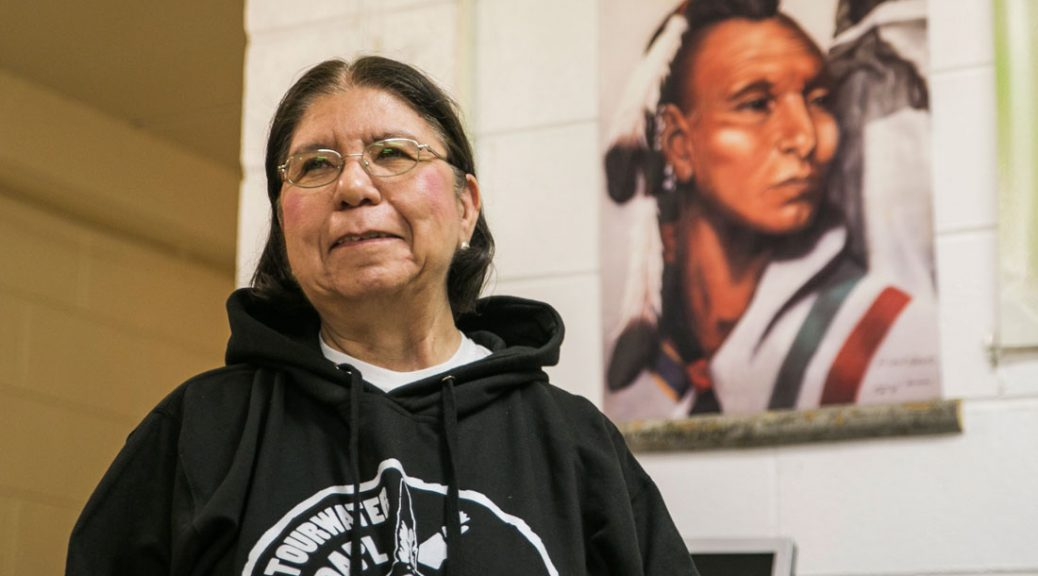 Dorene Wiese at American Indian Association of Illinois