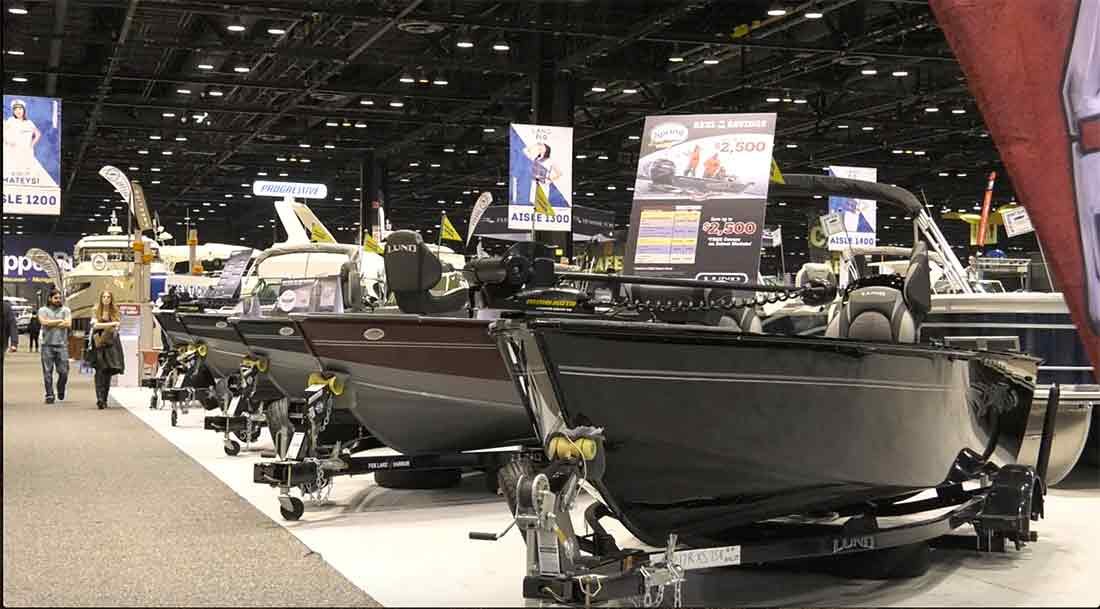Boat, RV & Strictly Sail Show