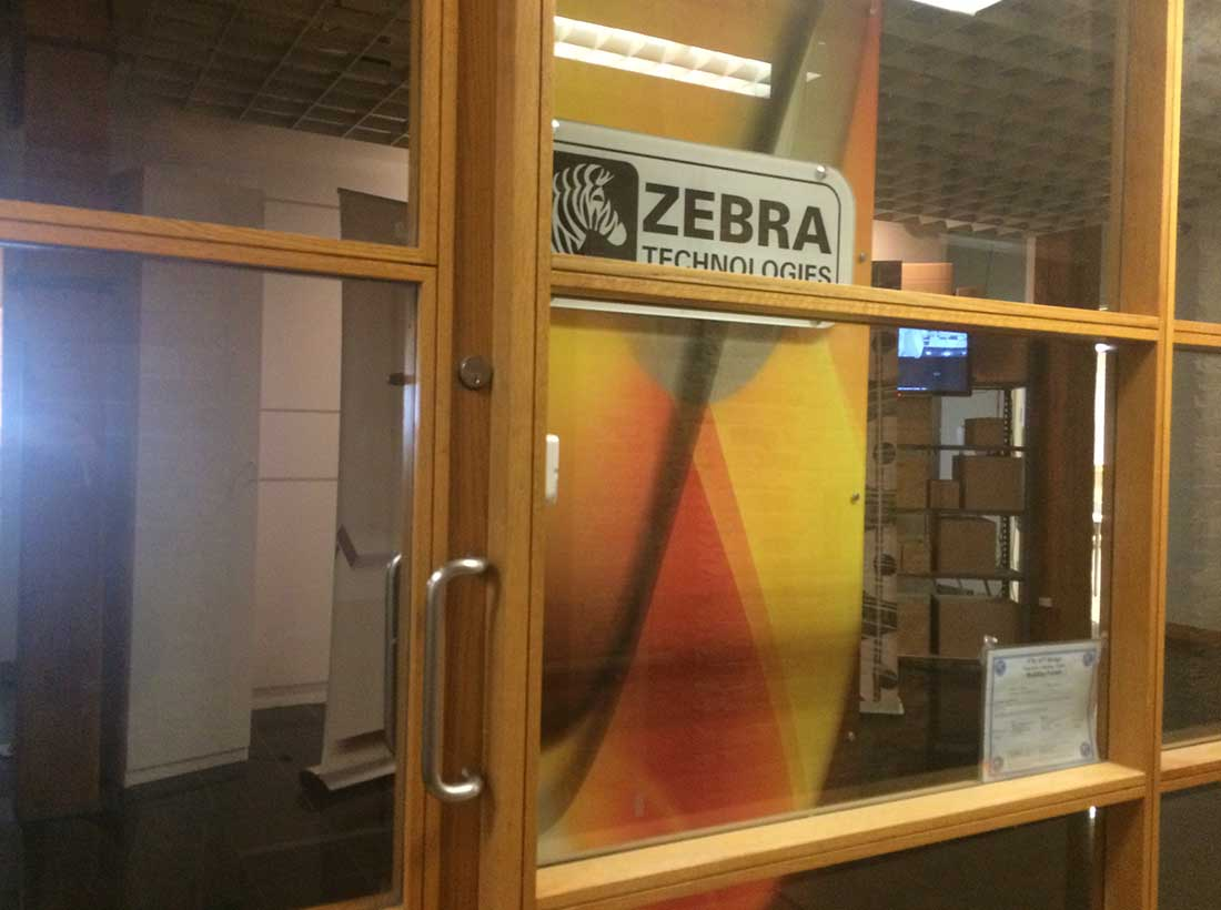 Zebra Chicago Office
