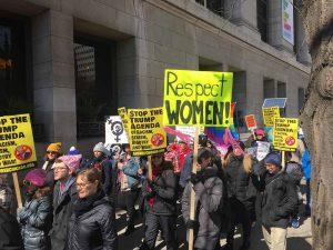 Chicago International Women's March
