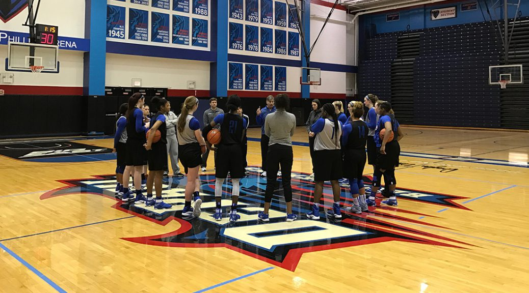 DePaul prepares for their 15th consecutive NCAA tournament.