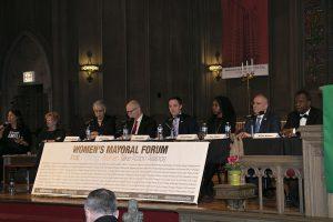 Mayoral Forum Panel 1