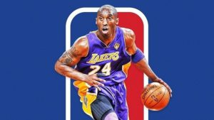 Kobe as NBA Logo