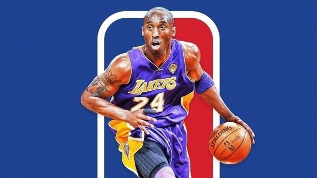 Kobe as NBA Logo