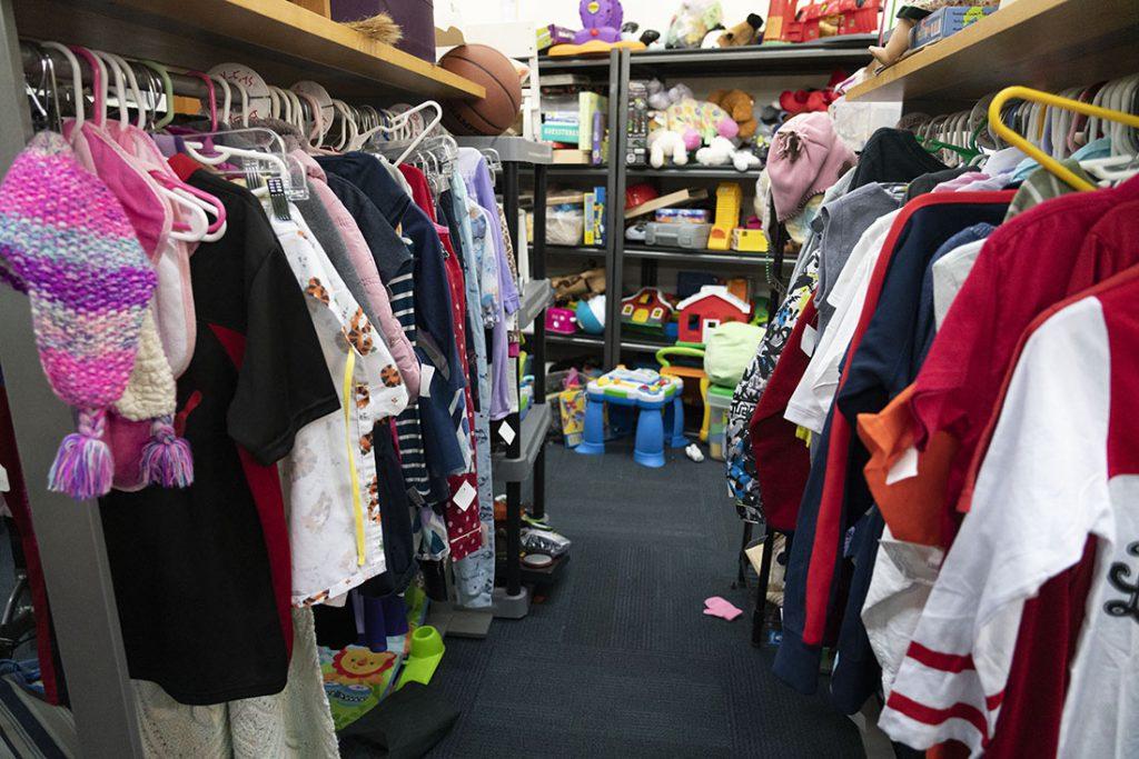 thrift, clothes