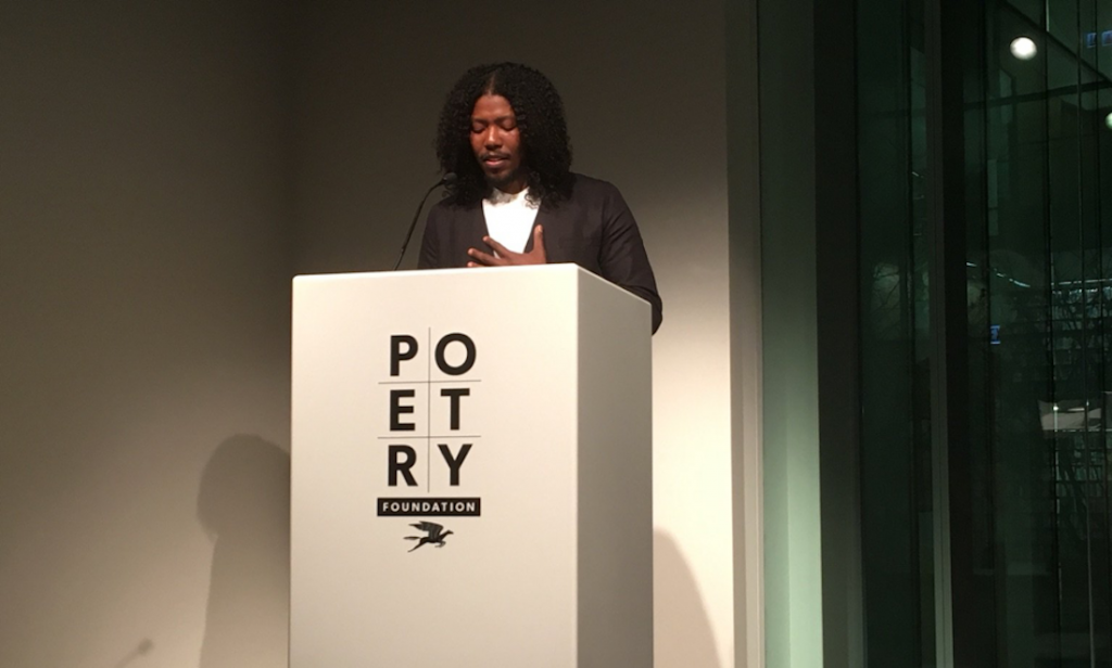 Poet Christian Campbell