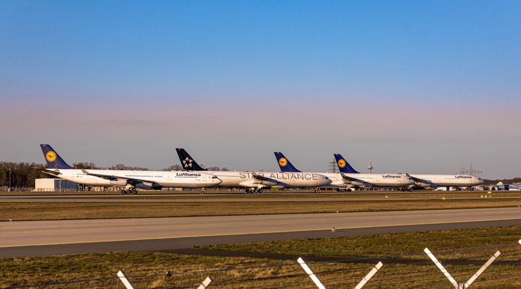 Shutdown of runway 25R at FRA