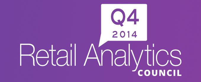 Q4 2014 Journal of Retail Analytics