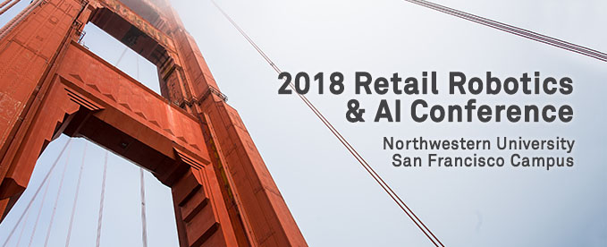 2018 Retail Robotics & AI Conference