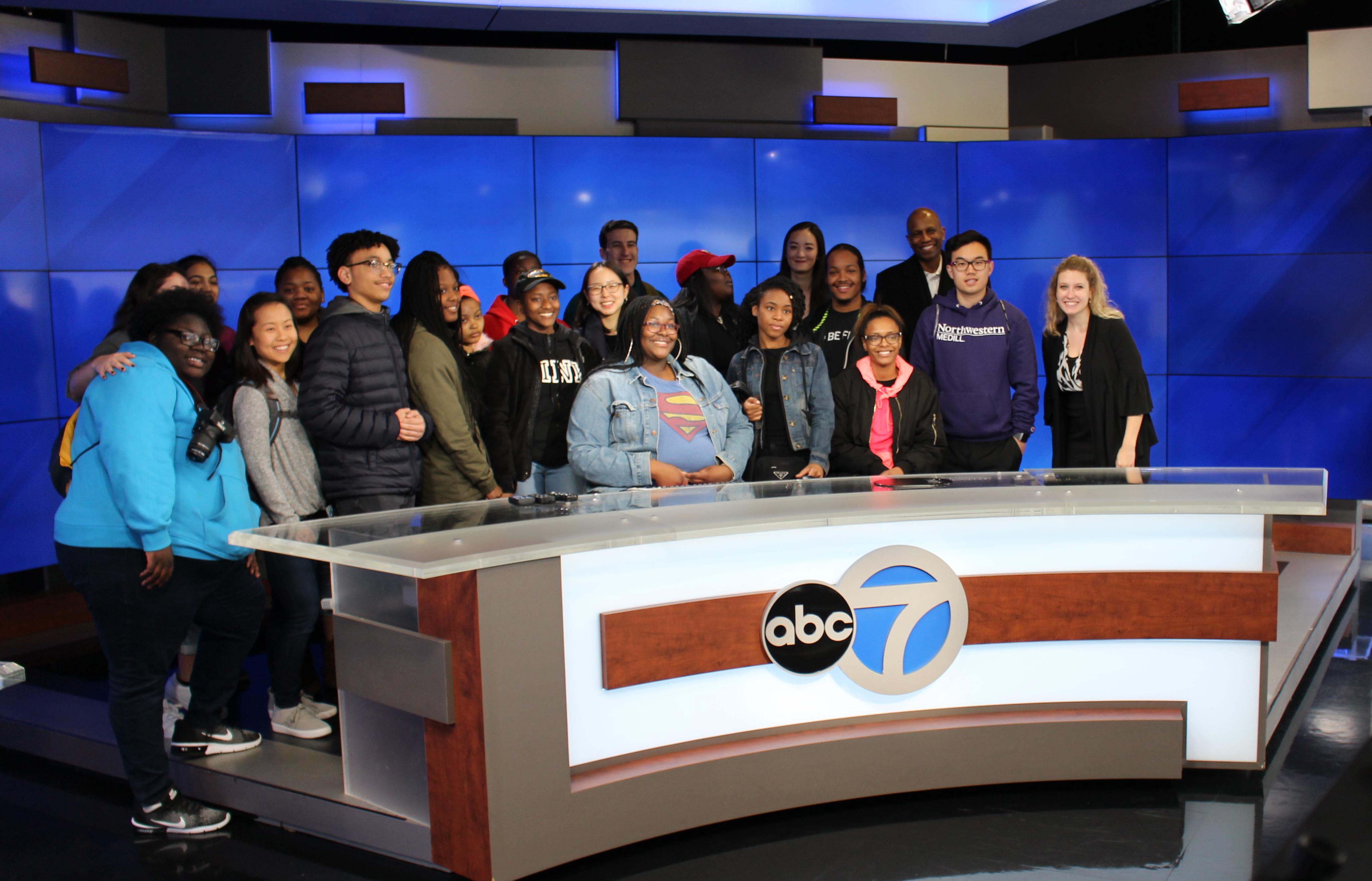 Medill Media Teens