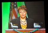 EPA chief talks up 'green jobs'
