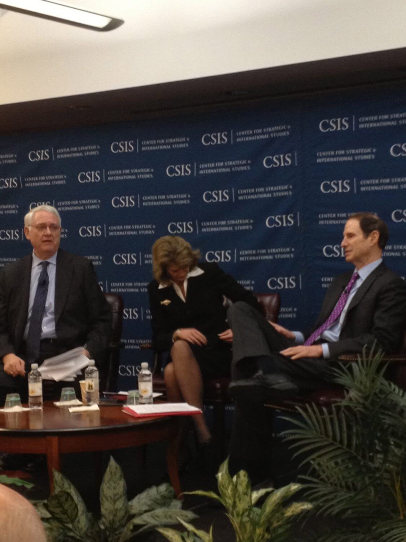 Senators debate natural gas, the nation's energy future