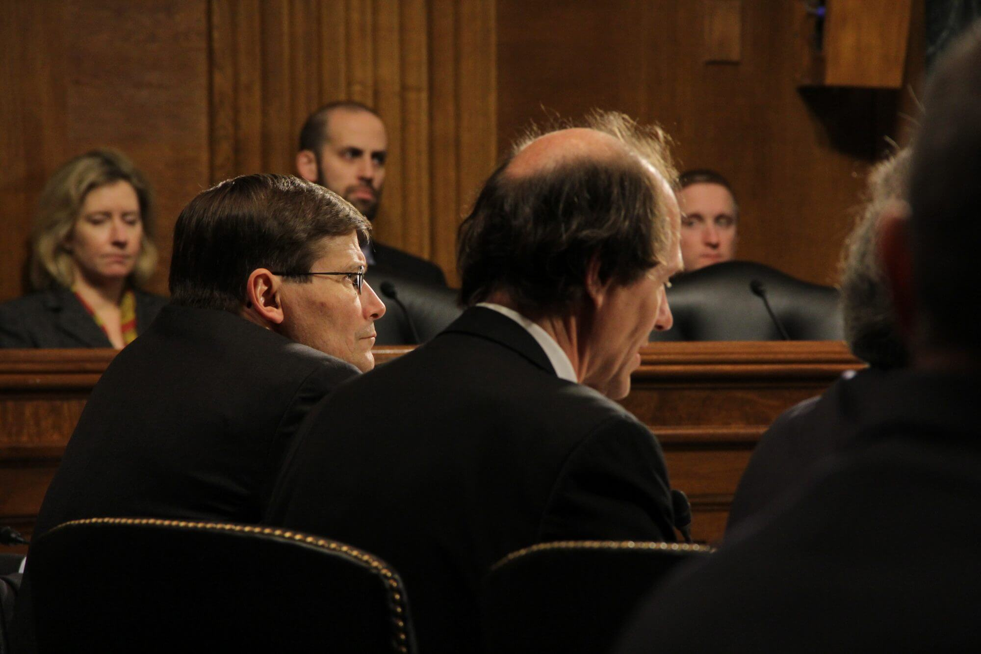 NSA review group testified on plans for change