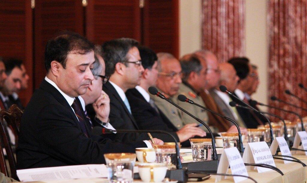 U.S., Pakistan begin dialogue on defense, economy, energy, security