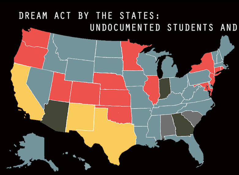 Facing Congressional gridlock, immigration activists take fight for tuition equity to states