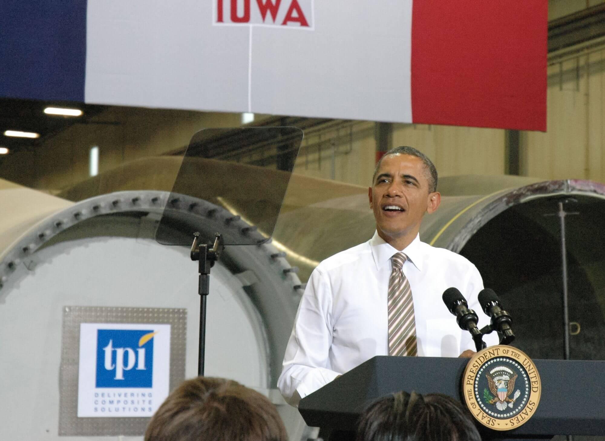 Looking at Obama's environmental legacy