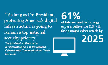 Obama renews emphasis on cybersecurity for year ahead