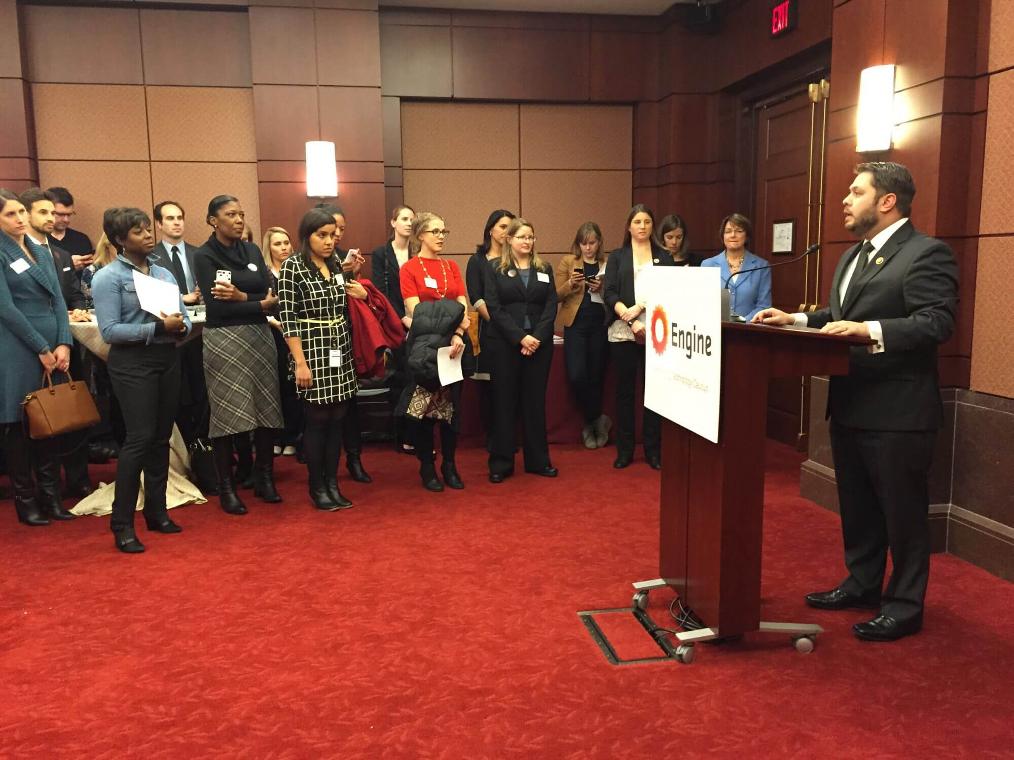 Congressional, startup leaders introduce new tech diversity caucus