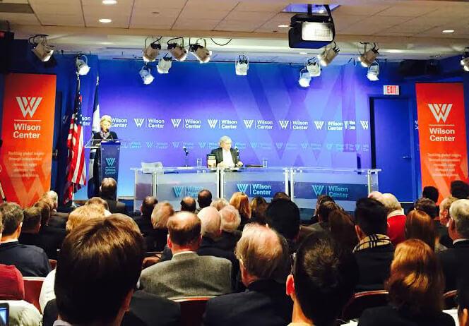 Energy Secretary Moniz addresses low oil prices, unveils energy initiatives