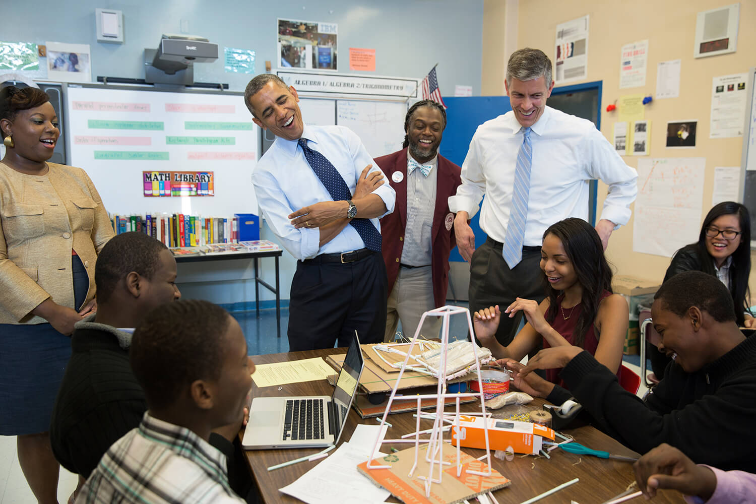 Obama pushes for expanded access to higher education in State of the Union