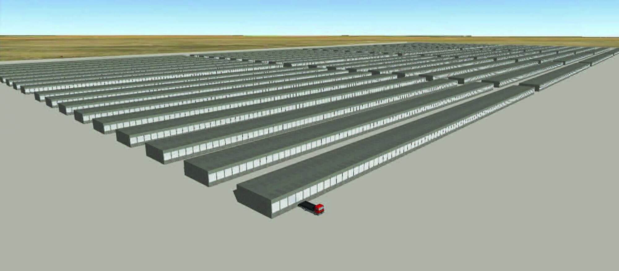 Texas firm seeks approval to store used nuclear fuel