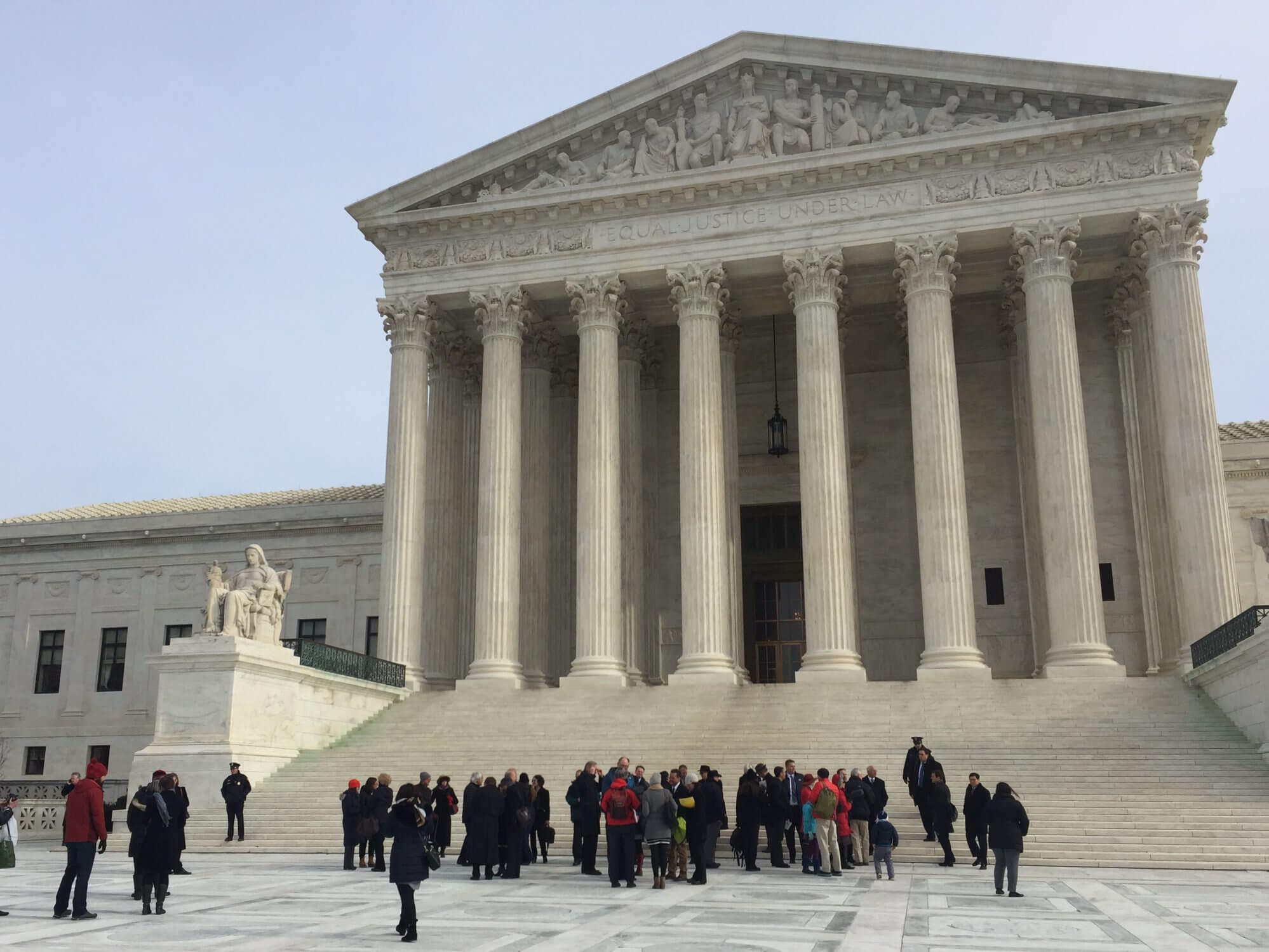 Supreme Court gets bogged down in hovercraft case