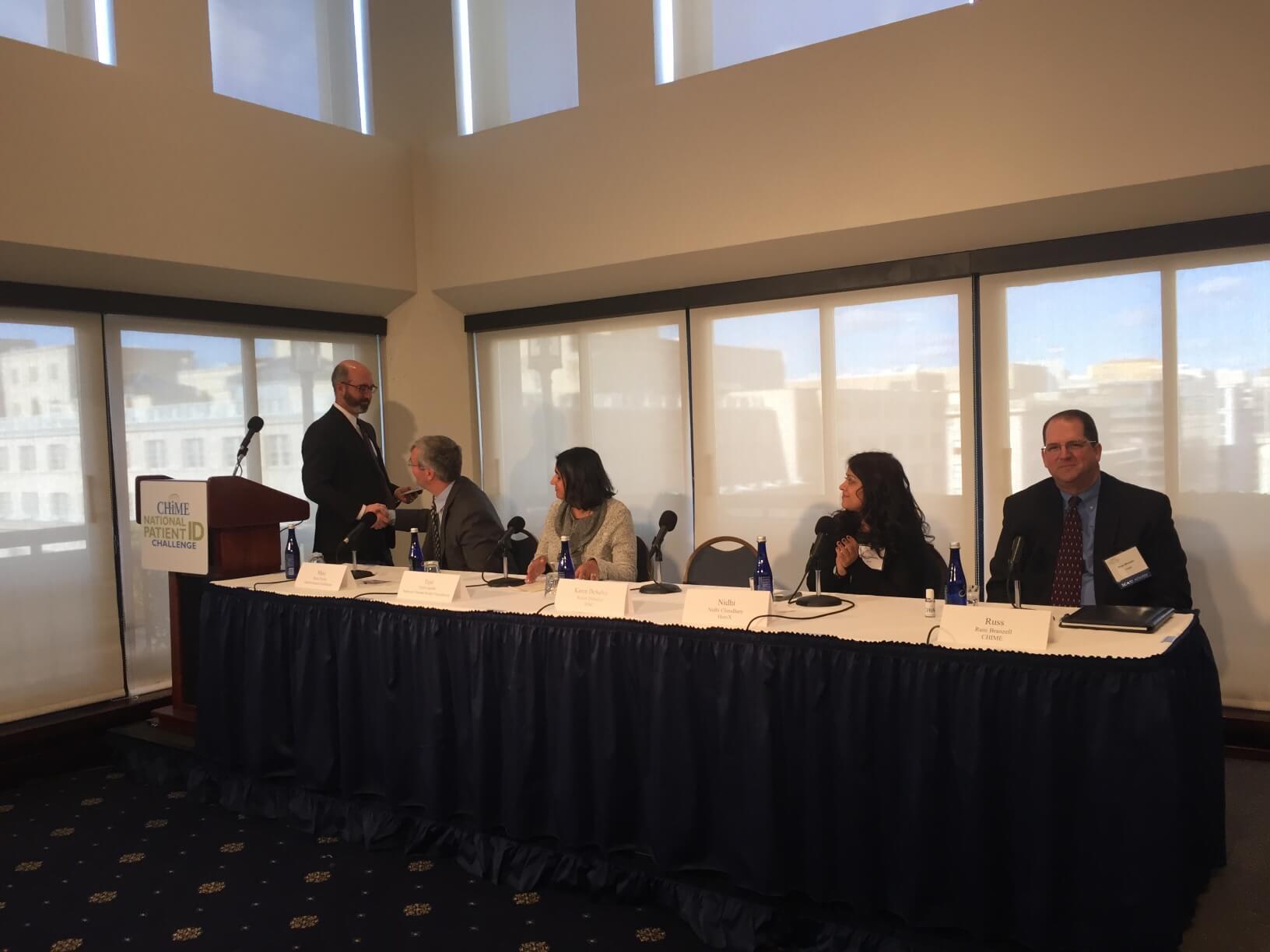 Medical community seeks solution for million dollar patient ID problem