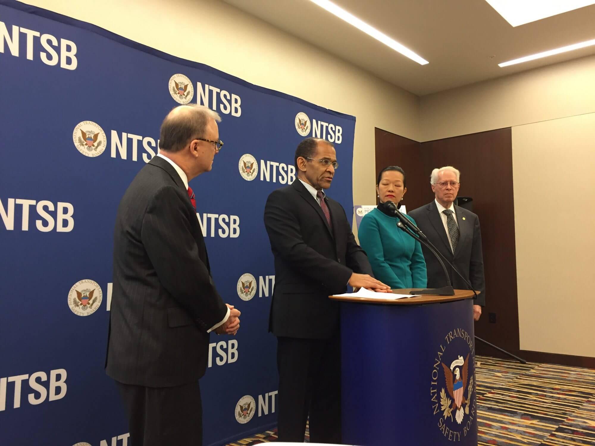 Safer railroad system tops National Transportation Safety Board's 2016 wish list